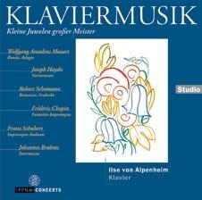 イルゼ・フォン・アルペンハイム/モーツァルト: ロンド KV.485、アダージョ KV.540、ハイドン: 変奏曲 Hob.XVII:6、他[IPPNW58]
