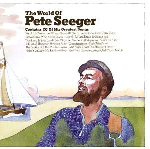 Pete Seeger/ワールド・オブ・ピート・シーガー [OTLCD-7372]