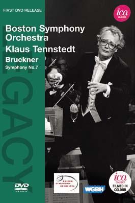 クラウス・テンシュテット/ブルックナー: 交響曲第7番[ICAD5066]