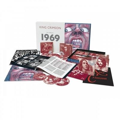 ザ・コンプリート1969レコーディングス 日本アセンブル・パッケージ [4Blu-ray Audio+DVD Audio+DVD+20CD Blu-ray Audio