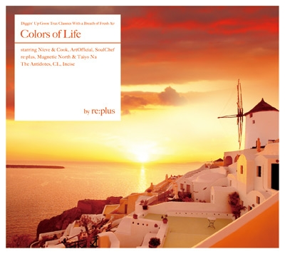 Colors of Life CD