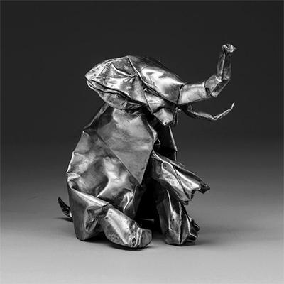 Black Origami CD