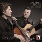 セバスチャン・ジンガー/J.S.Bach: Cello Sonatas BWV.1027-BWV.1029[STR37036]