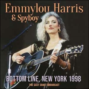 Emmylou Harris/Bottom Line, New York 1998[LFMCD594]