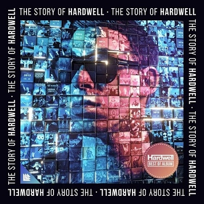 The Story Of Hardwell CD