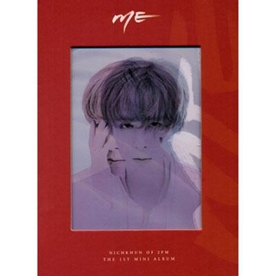 NICHKHUN (From 2PM)/ME: 1st Mini Album[JYPK1055]