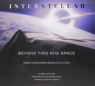クリストファー・ノーランの世界 メイキング・オブ・インターステラー BEYOND TIME AND SPACE 時空を超えて Book