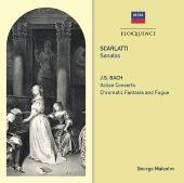 ジョージ・マルコム/D.Scarlatti: Keyboard Sonatas; J.S.Bach: Italian Concerto BWV.971, Chromatic Fantasia &Fugue BWV.903[4820506]