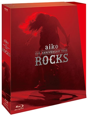 aiko/aiko 15th ANNIVERSARY TOUR ROCKS<初回限定スペサルBOX仕様>[PCXP-51506X]