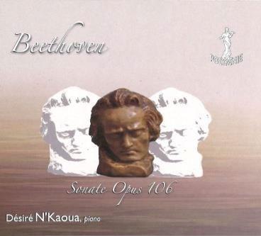 デジレ・ンカオウア/ベートーヴェン: ピアノ・ソナタ第29番 Op.106 「ハンマークラヴィーア」[POL209146]