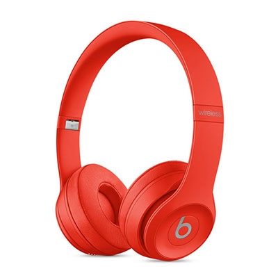 beats by dr.dre Solo3 ワイヤレスオンイヤーヘッドフォン (PRODUCT)RED[MP162PAA]