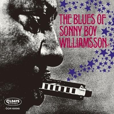 ザ・ブルース・オブ・サニー・ボーイ・ウィリアムスン CD