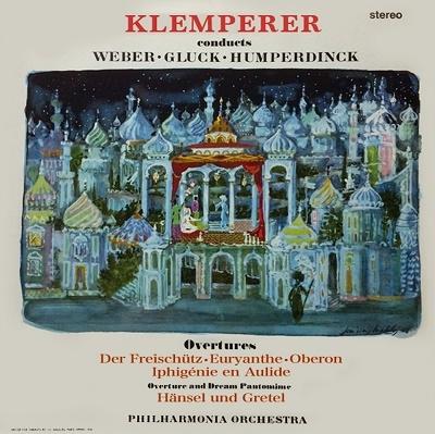 ドイツ・オペラ序曲集&ワルツ<タワーレコード限定> SACD Hybrid