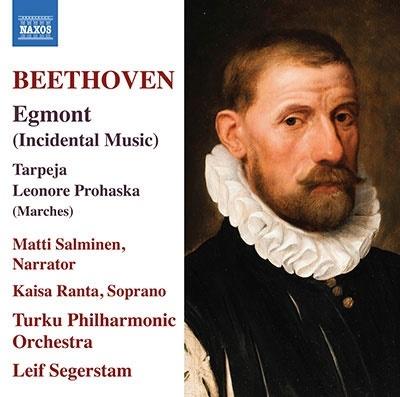 レイフ・セーゲルスタム/ベートーヴェン: 劇音楽「エグモント」Op.84[8573956]