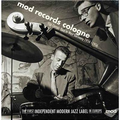 Hans Koller/モッド・レコーズ・ケルン 1954-1956:ジジ・カンピ Vinyl + CD Boxセット [5x10inch+6x7inch+4CD+BOOKLET] [BE!JAZZ-6053]