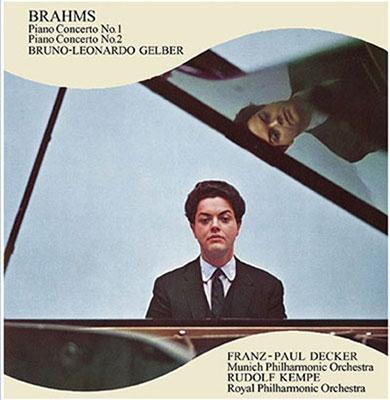 ブラームス: ピアノ協奏曲第1番、第2番<タワーレコード限定> SACD Hybrid