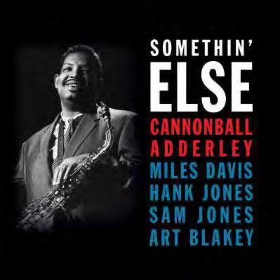 Cannonball Adderley/Somethin' Else[NOT2CD606]