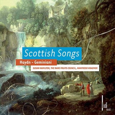 スーザン・ハミルトン/Scottish Songs - Haydn &Geminiani[LM006]