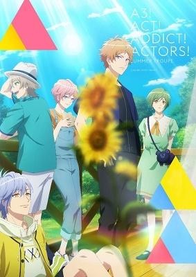 アニメ『A3!』【3】 Blu-ray Disc