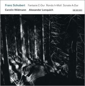 カロリン・ヴィトマン/Schubert: Fantasie D.934, Rondo D.895, Sonate D.574[4764546]