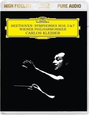 Beethoven: Symphony No.5 Op.67, No.7 Op.92