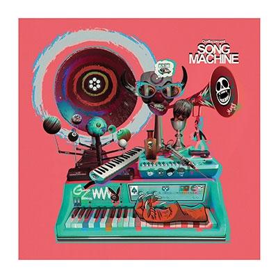 SONG MACHINE: Season One - Strange Timez [Deluxe CD] CD