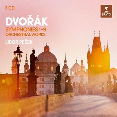 ドヴォルザーク: 交響曲全集、管弦楽作品集<限定盤> CD