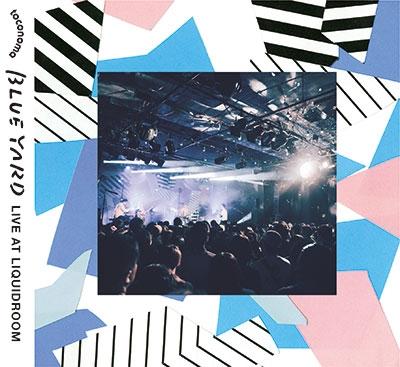 toconoma/BLUE YARD LIVE AT LIQUID ROOM (A ver.) [CD+DVD]<タワーレコード限定>[WHRCD-007]