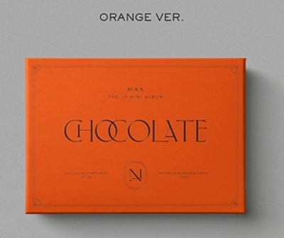 Chocolate: 1st Mini Album (ORANGE Ver.) CD