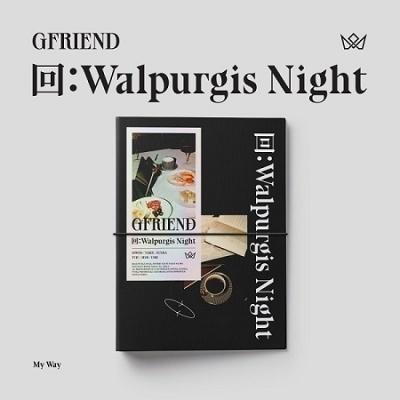 回: Walpurgis Night (My Way Ver.) CD