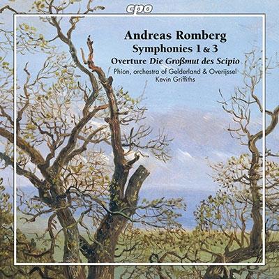 ロンベルク: 交響曲第1番&第3番