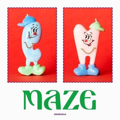maze<通常盤> CD