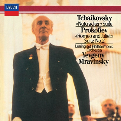 エフゲニー・ムラヴィンスキー/プロコフィエフ: 《ロメオとジュリエット》第2組曲から; チャイコフスキー: 《くるみ割り人形》(抜粋) [PROC-1629]