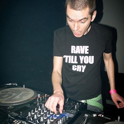 Bogdan Raczynski/Rave 'Till You Cry[DISC2]