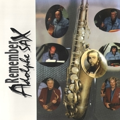 New Look Trio/Remember Adolphe Sax[ST9401]