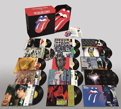 Studio Albums Vinyl Collection 1971-2016<完全生産限定盤> LP