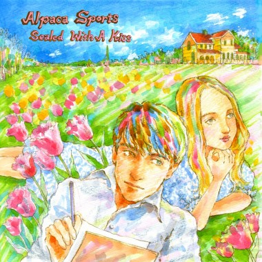Alpaca Sports/Sealed With A Kiss[LUX074CD]