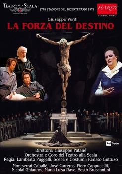 ジュゼッペ・パターネ/Verdi: La Forza del Destino [HCD4046]