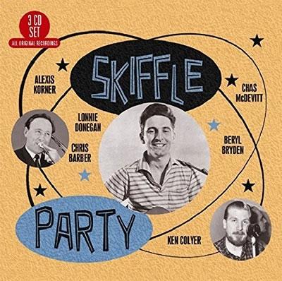 Skiffle Party CD