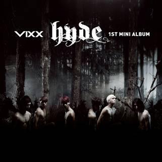 hyde: 1st Mini Album CD