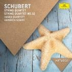 ハーゲン弦楽四重奏団/Schubert: String Quintet D.956, String Quartet No.12[4788916]
