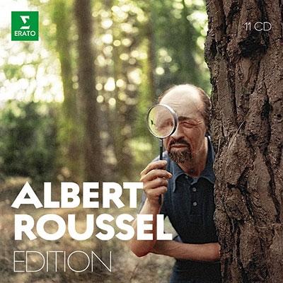 アルベール・ルーセル・エディション CD