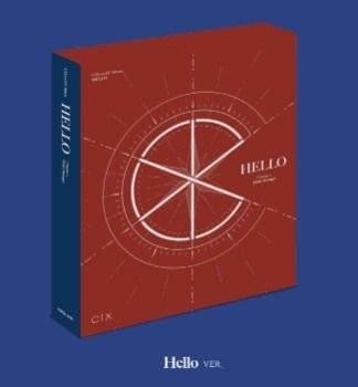 HELLO Chapter 1. Hello, Stranger: 1st EP (Hello Ver.) CD
