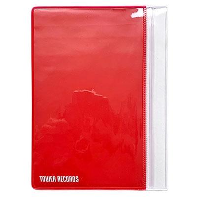 タワレコ 推しを守れるアクスタケース Red[MD01-6423]