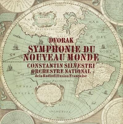 コンスタンティン・シルヴェストリ/ドヴォルザーク: 交響曲第7番、第8番、第9番「新世界より」、序曲「謝肉祭」、スラヴ舞曲集より第1番&第2番、他<タワーレコード限定>[TDSA-183]