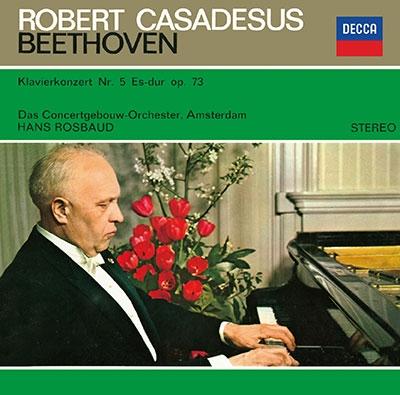 ロベール・カサドシュ/ベートーヴェン: ピアノ協奏曲第5番《皇帝》; ストラヴィンスキー: バレエ《ペトルーシュカ》(1947年版)<タワーレコード限定>[PROC-2117]