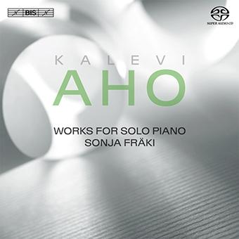 Aho: Works for Solo Piano SACD Hybrid