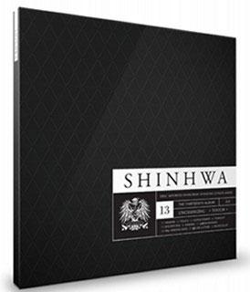 神話(SHINHWA)/Unchanging-Touch: Shinhwa Vol.13 [CMCC10971]