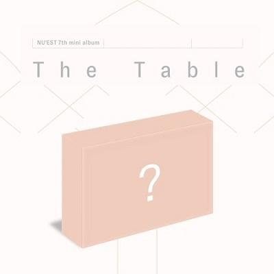 The Table: 7th Mini Album [Kit Album] Accessories