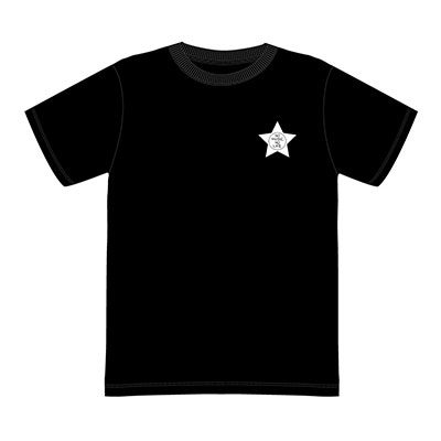 矢沢永吉 × TOWER RECORDS T-shirtII ブラック S Apparel